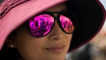 Use sombreros de ala ancha en primavera para evitar exposición solar