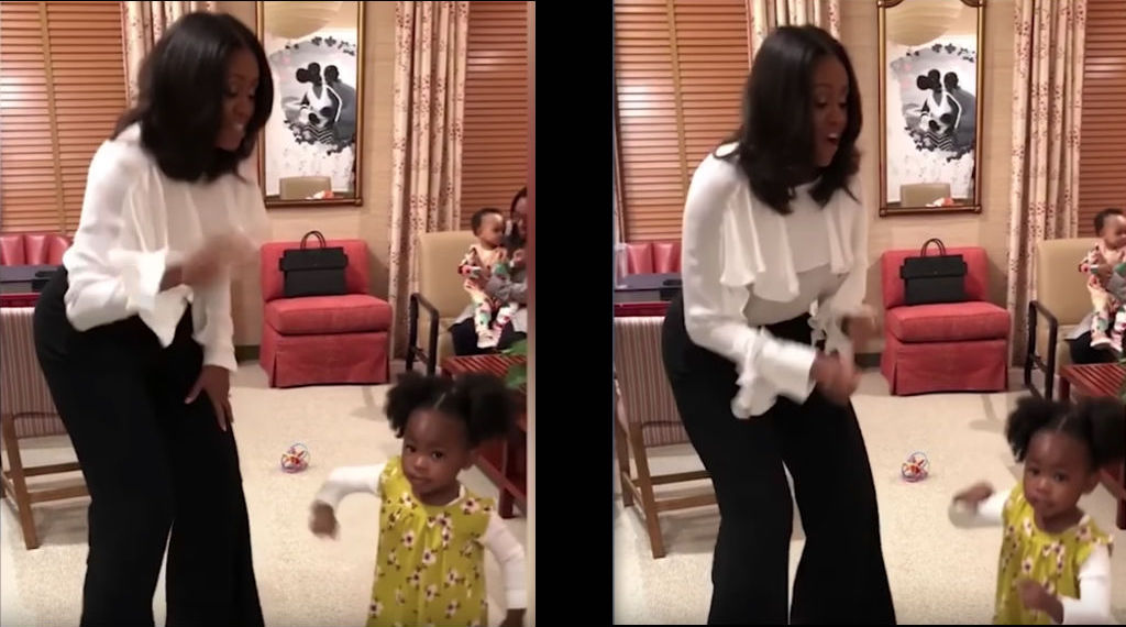 Michelle-Obama-Parker-Curry-Baila-Niña