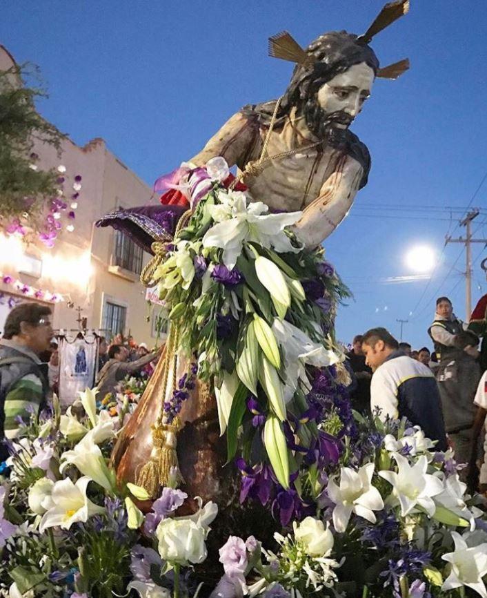 Al menos 35 mil personas participan en peregrinación a San Miguel de Allende