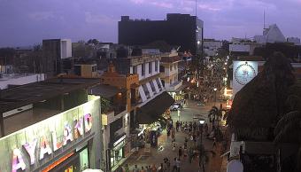 Posible enfrentamiento entre narcos originó alerta de EU en Playa del Carmen