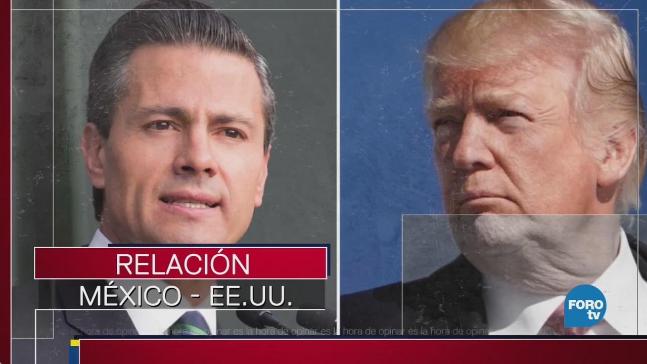 Relación México Estados Unidos