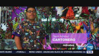 Retratos de México: El trabajo del cartonero