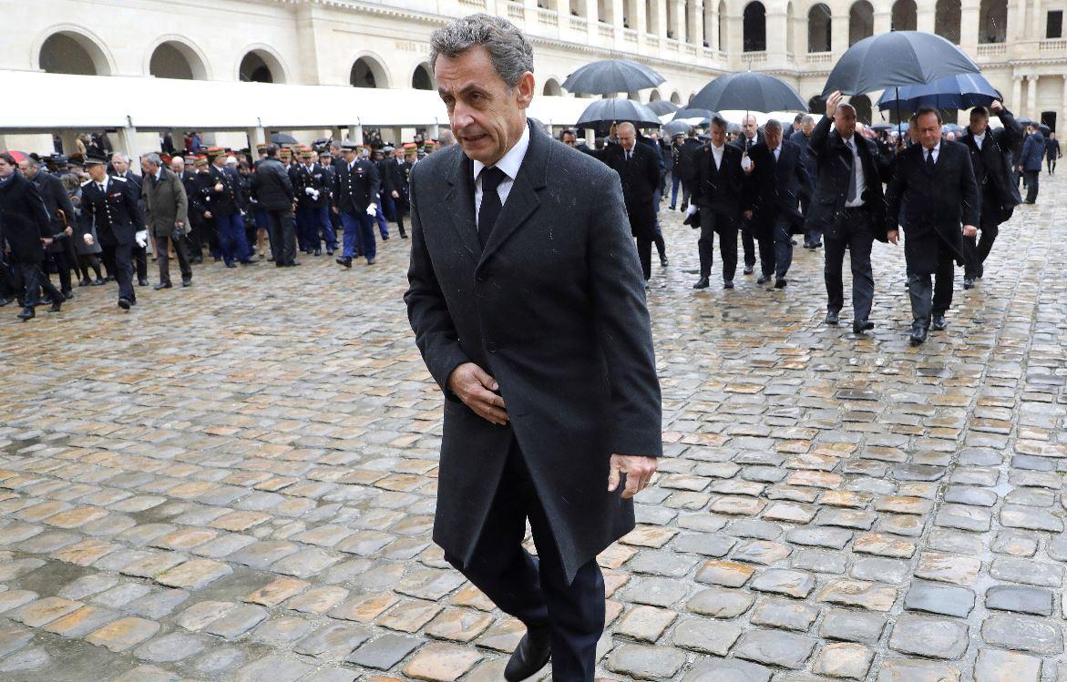 Nicolas Sarkozy será juzgado por corrupción y tráfico de influencias. (AP)