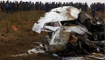 negligencia pudo haber causado choque de avion