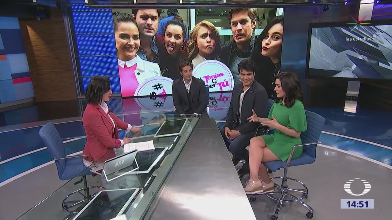 Tenías Tú Nueva Telenovela Televisa