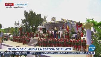 Viernes Santo Día Más Importante Pasión Cristo Iztapalapa