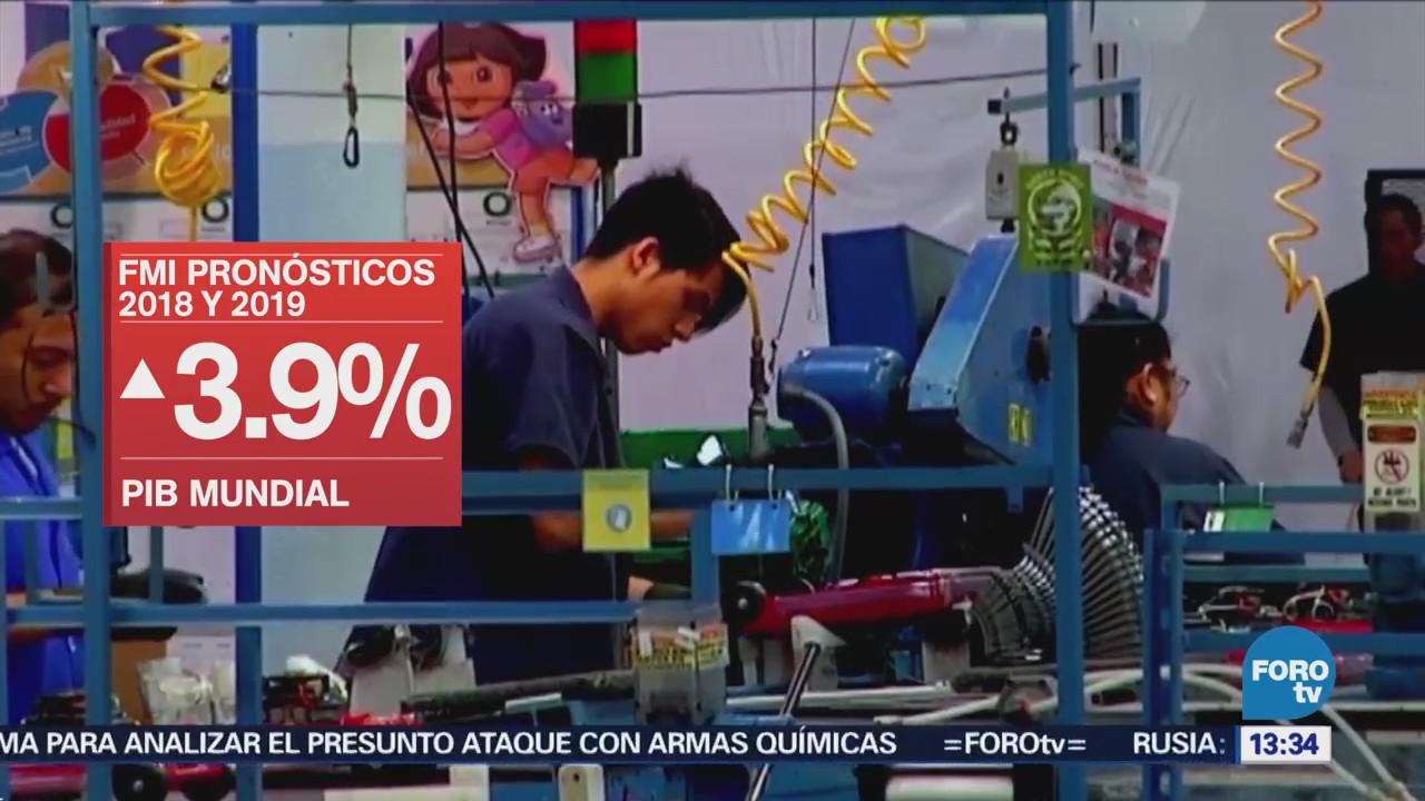 Fmi Eleva Pronósticos Crecimiento Economía México