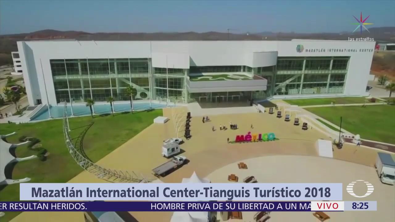 55 países se reúnen en el Tianguis Turístico 2018 en Mazatlán