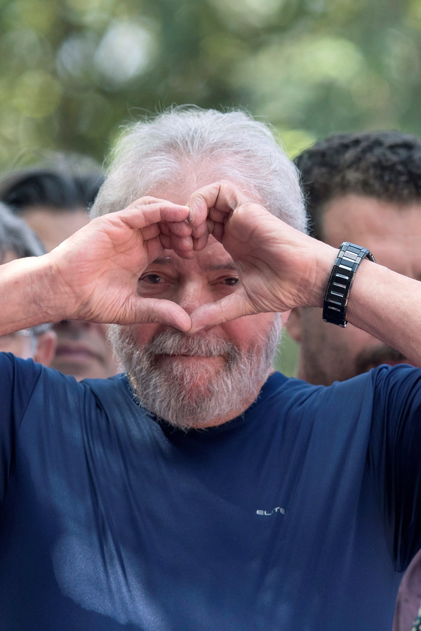 Lula puede ingresar a prisión tras asistir a misa, según dirigentes del PT
