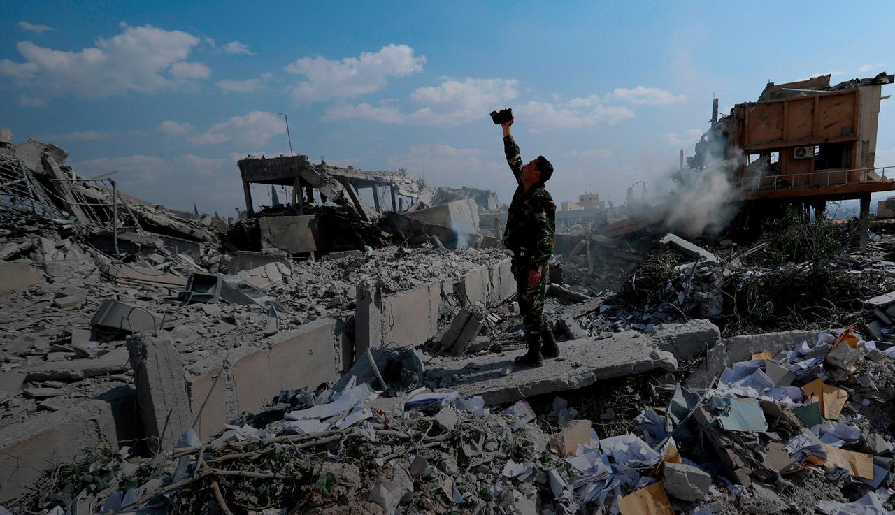 Guerra en Siria 2018, Ataque a Siria 2018, Por que Siria Esta en Guerra,