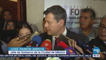 Amieva Descarta Aumentos Tarifas Transporte Público