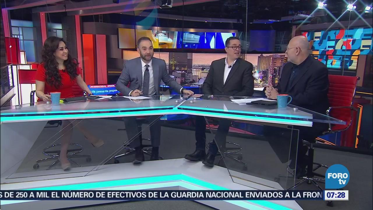 Analizan las propuestas de los candidatos a la Presidencia de México