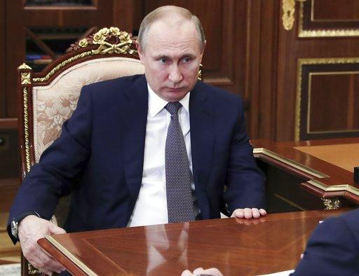 Putin alerta de 'caos' global si Occidente ataca de nuevo a Siria