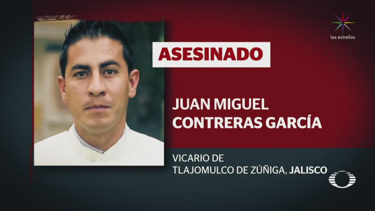 Asesinan Otro Sacerdote Tlajomulco Zuñiga Jalisco