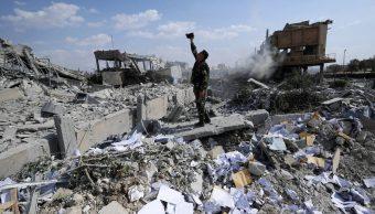 Misión de EU en Siria 'no ha cambiado', sostiene la Casa Blanca