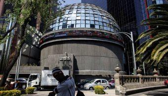 Bolsa Mexicana de Valores abre con un ascenso