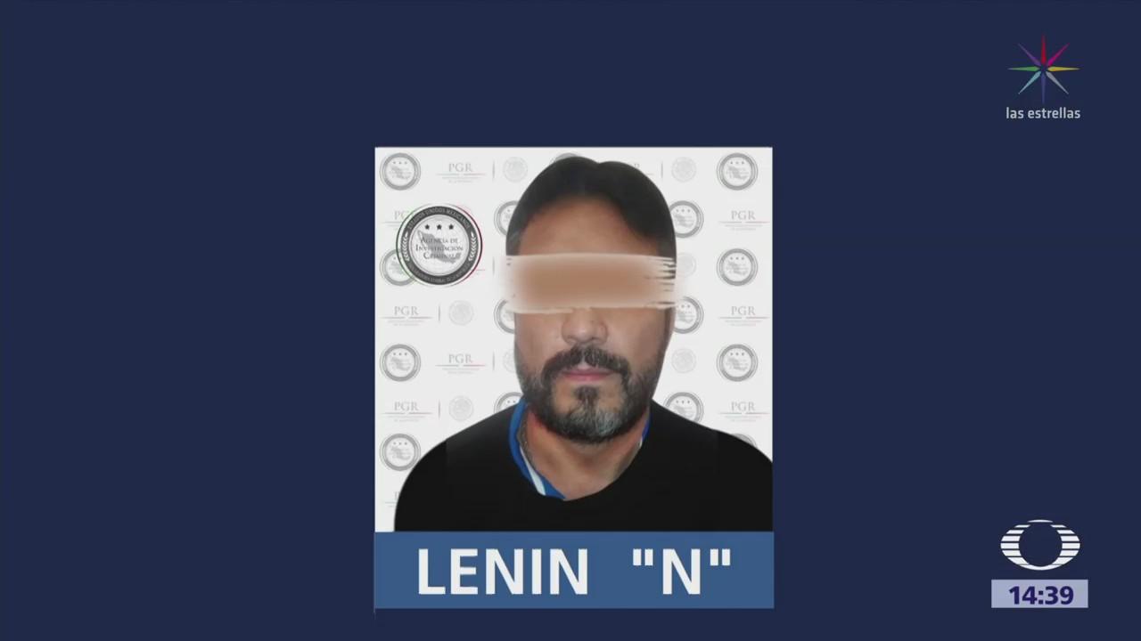Capturan a integrante de los Beltrán Leyva en CDMX