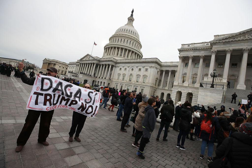 Casa Blanca prepara nueva propuesta ley migratoria muerte DACA