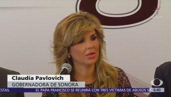 Claudia Pavlovich confiesa que al convertirse en gobernadora tuvo que defender su feminidad