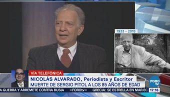 Sergio Pitol se va uno de los raros de la literatura mexicana