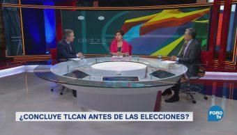 Concluye Tlcan Antes Elecciones Renegociación Tratado
