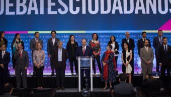 Organizaciones ciudadanas organizarán debates en ciudades estratégica