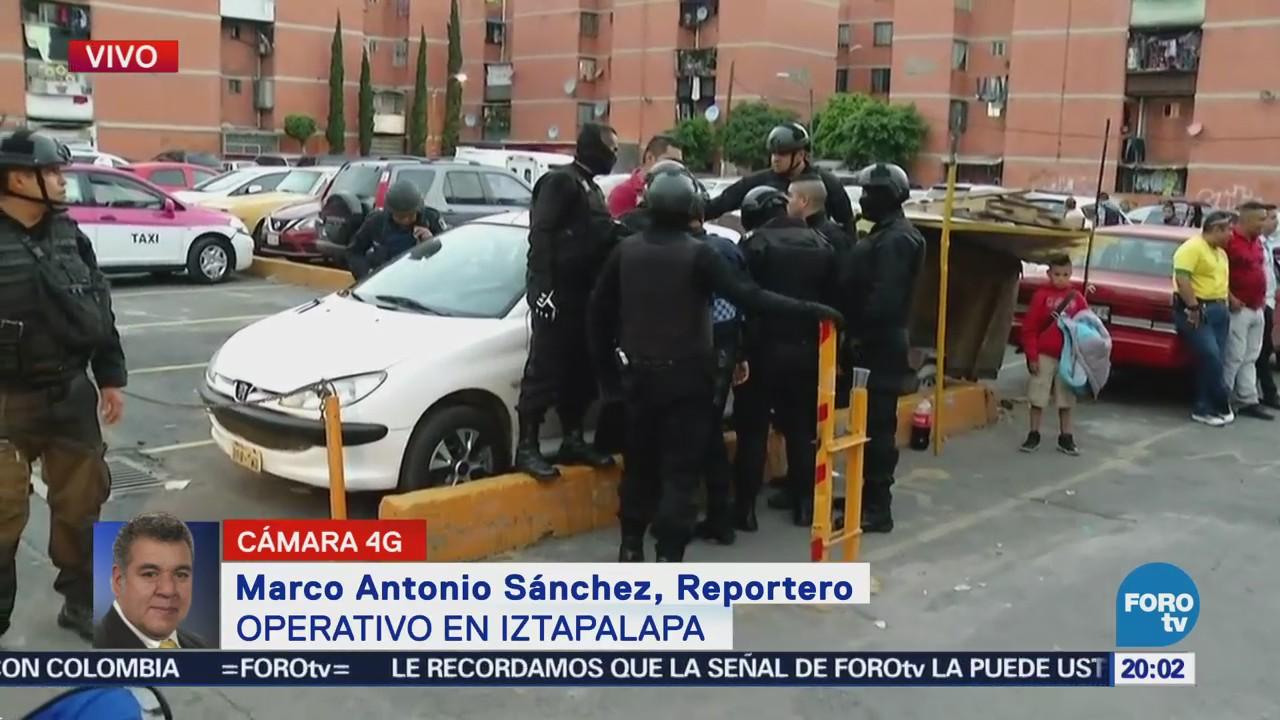 Delincuentes Intentan Linchar Hombre Defiende Asalto Iztapalapa