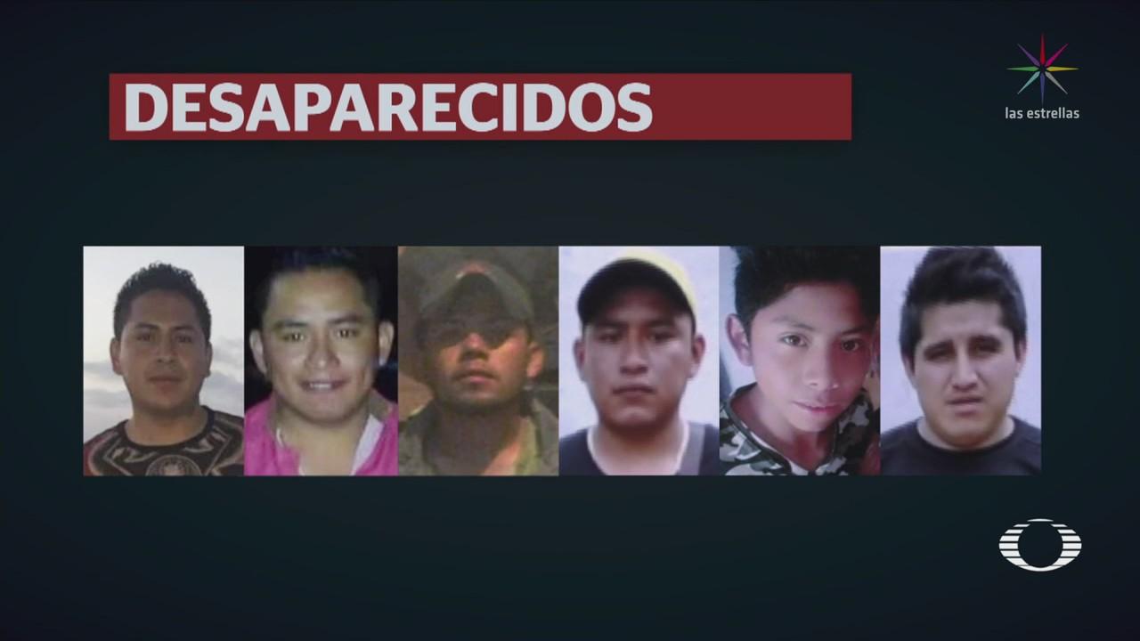 Desaparecidos de Tlaxcala intentaron enganchar a otras menores de edad