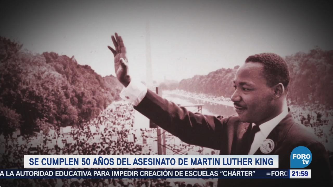 Efeméride En Una Hora: Martin Luther King