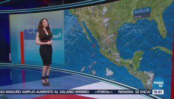 El Clima con Mayte Carranco, a las Tres