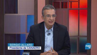 Entrevista Presidente Cámara Nacional Aerotransportes, Sergio Allard