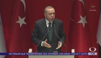 Erdogan acusa a Netanyahu de dirigir un estado terrorista