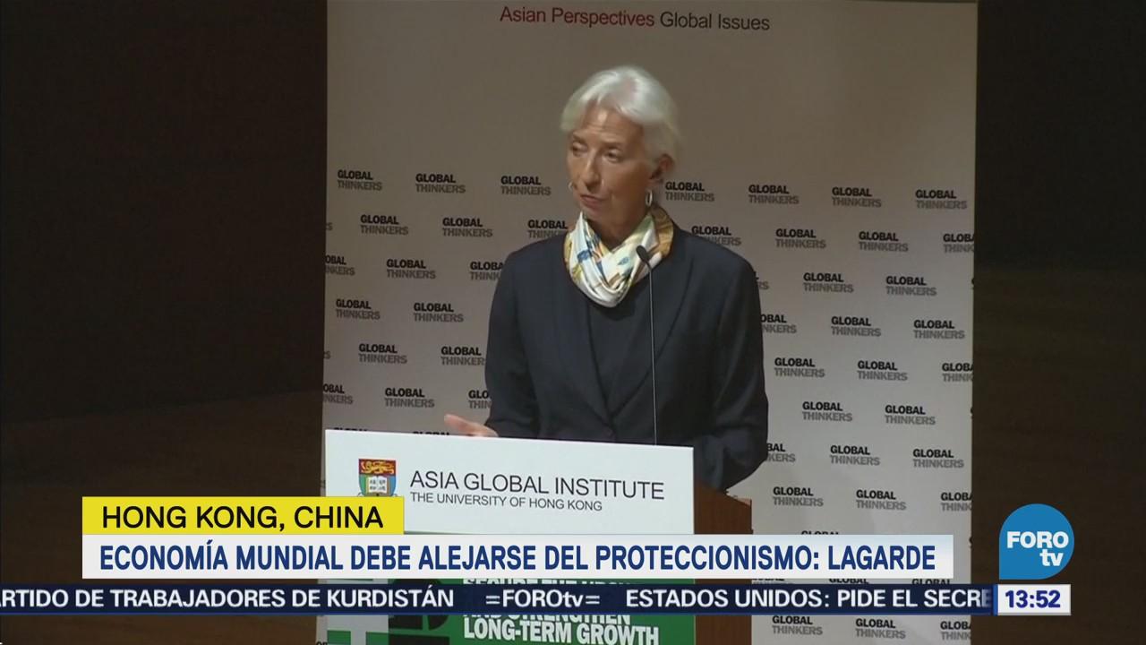FMI tiene optimismo sobre crecimiento global