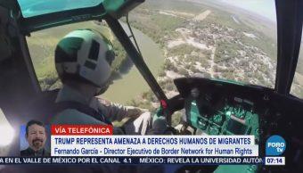 Guardia Nacional no tiene entrenamiento para interactuar con migrantes, dice activista