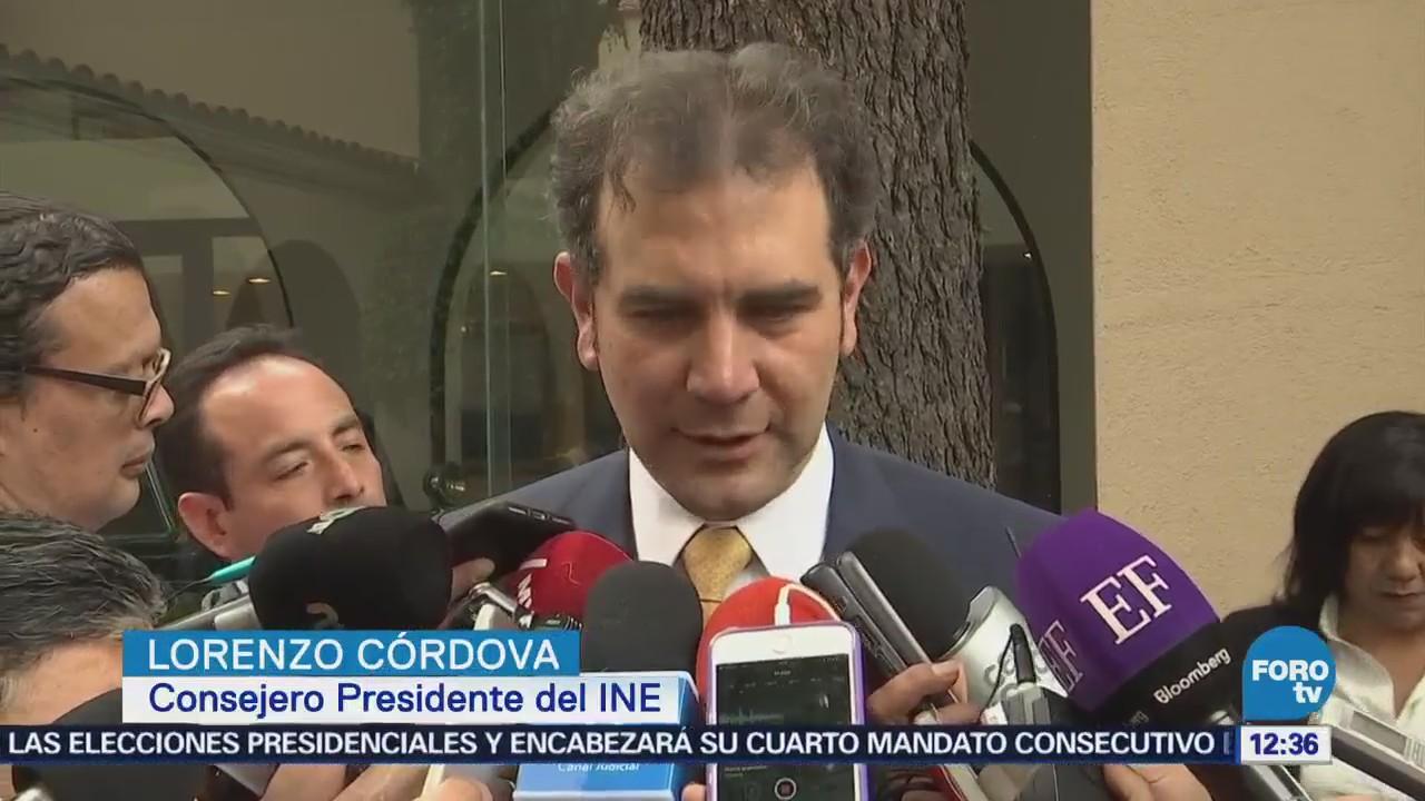 INE: Siguen investigaciones abiertas en torno de Jaime Rodríguez