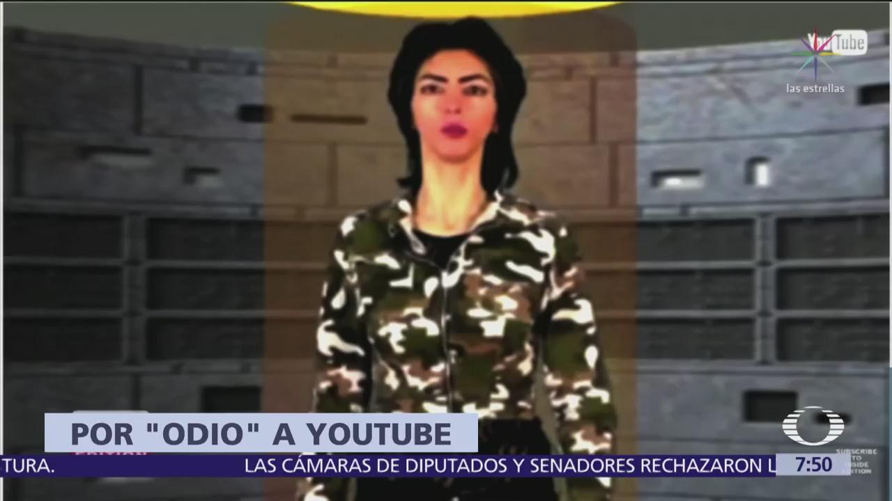 Iraní que disparó en sede de YouTube odiaba a la empresa por discriminación