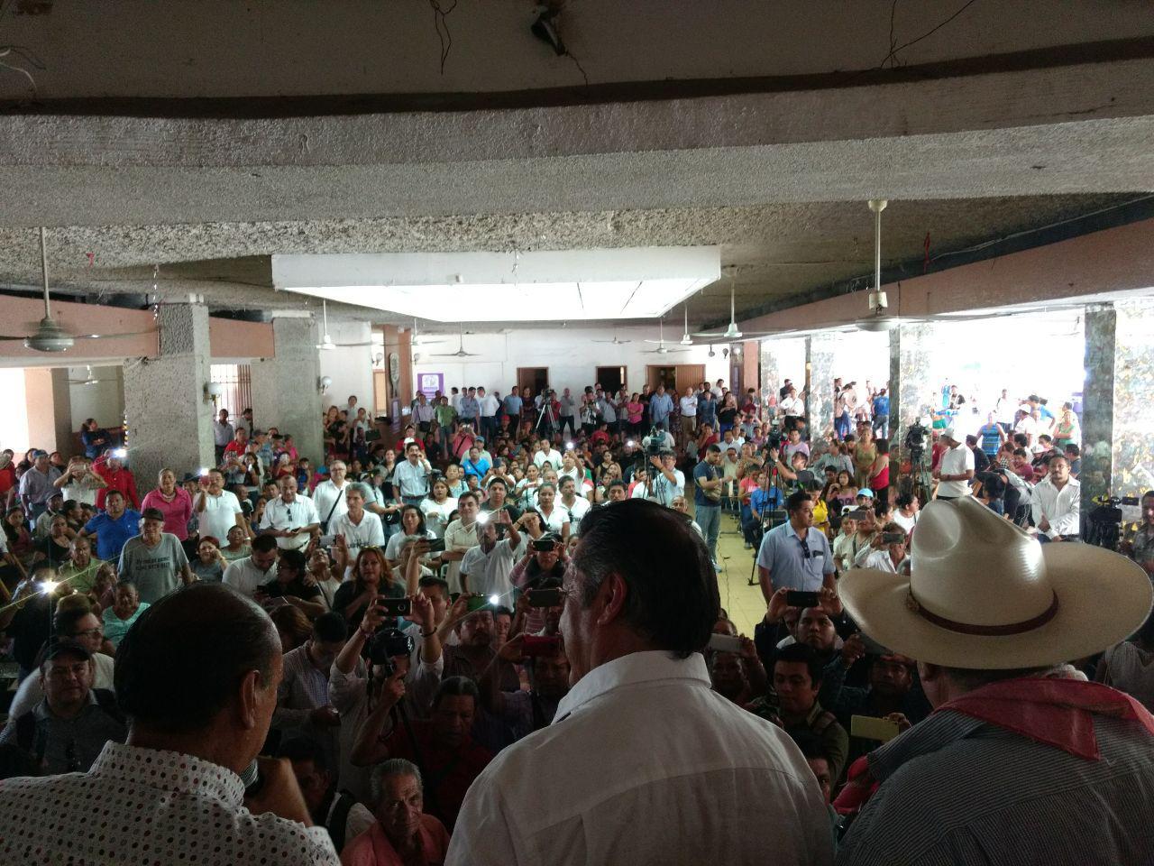 Jaime Rodríguez propone modernizar el campo para salir de la pobreza