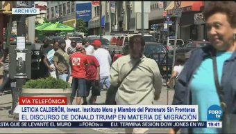 Caravana Migrante Análisis Leticia Calderón Chelius