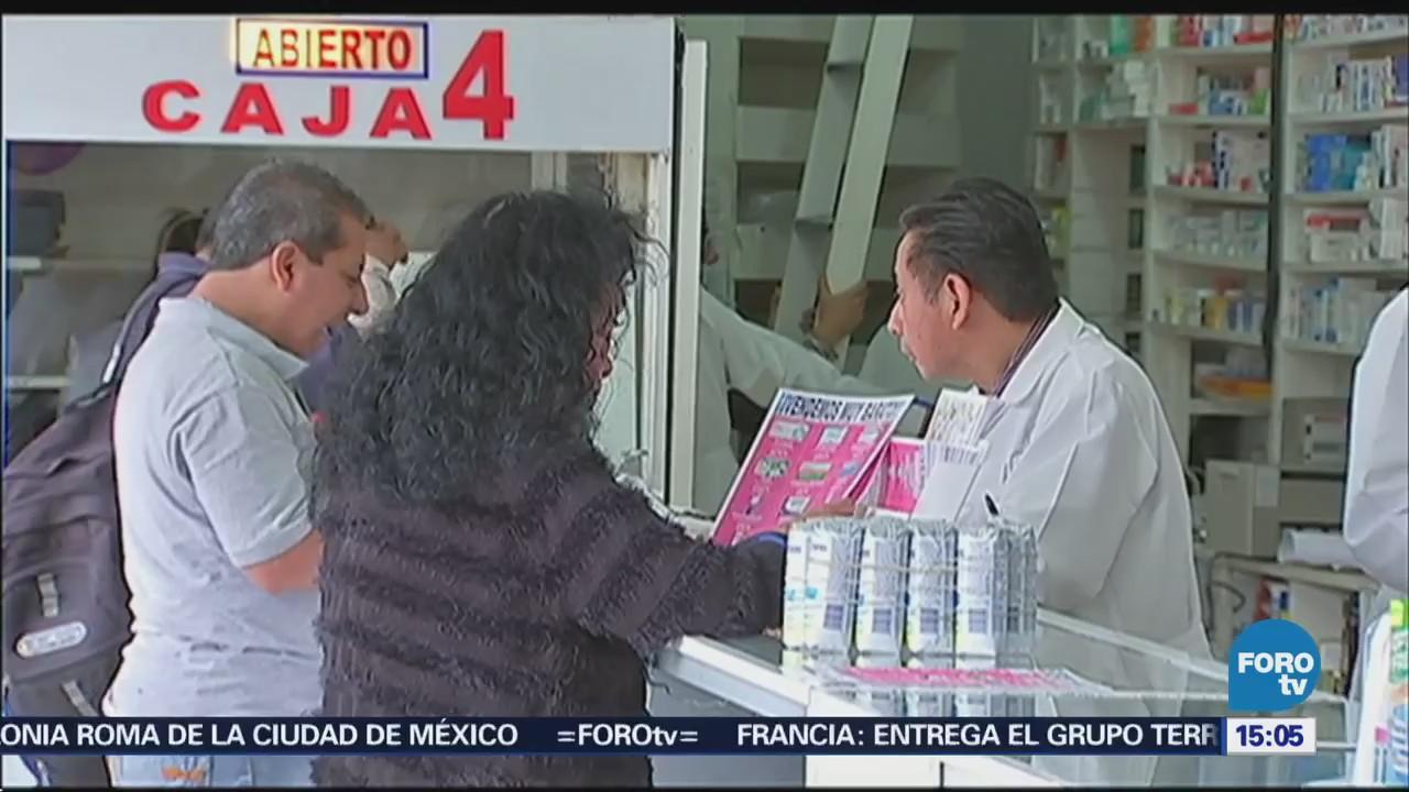 Las medicinas en México son las más caras de América Latina