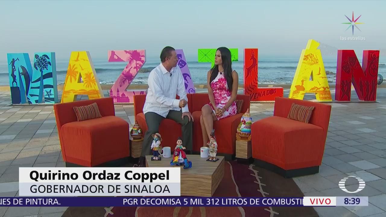 Mazatlán se renueva para recibir al Tianguis Turístico 2018