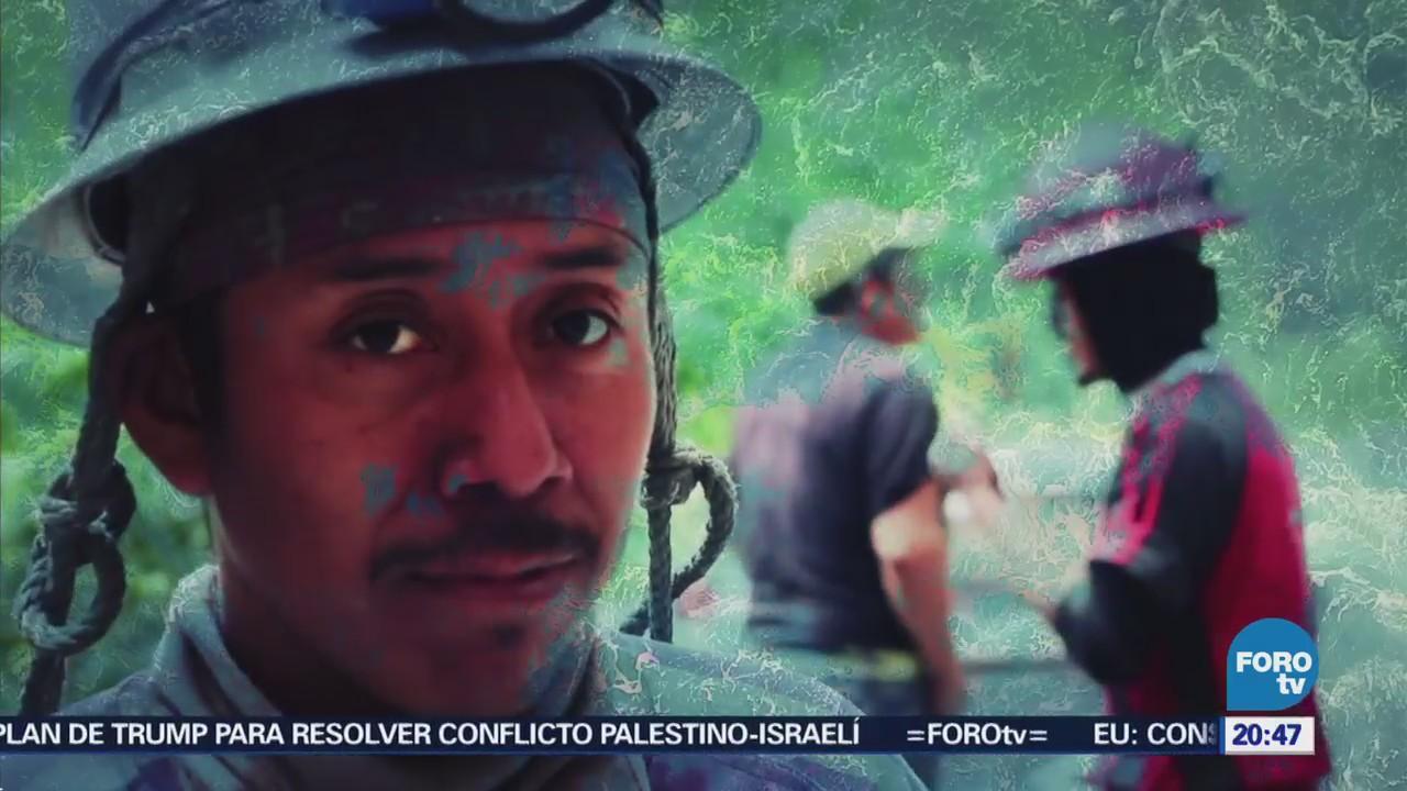 Minas de mercurio en México