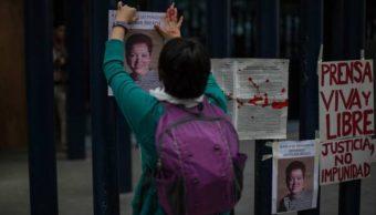 PGR atrae investigación de homicidio de la periodista Miroslava Breach