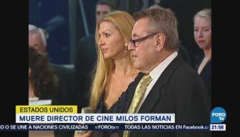 Muere Director Cine Milos Forman Películas