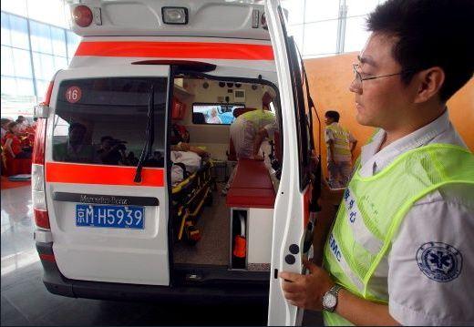 Suman nueve muertos por ataque con cuchillo en escuela de China