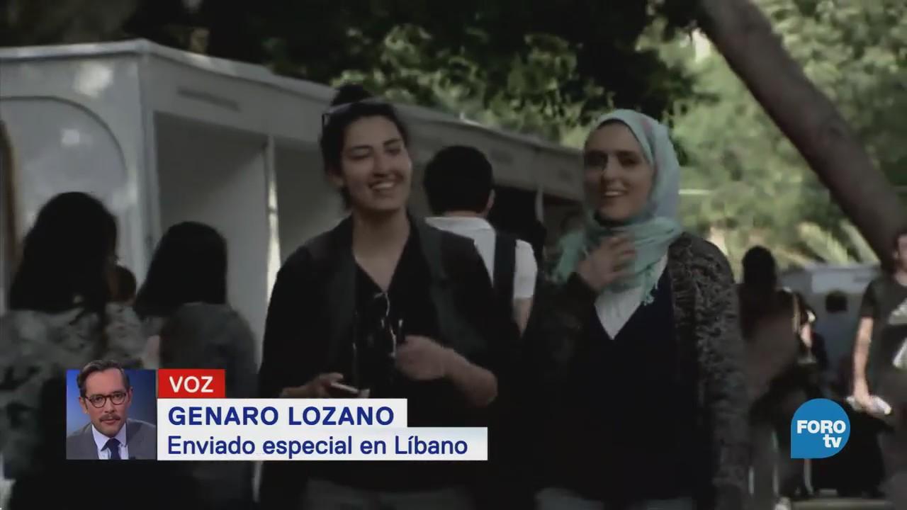 Mujeres Buscan Cambiar Historia Líbano Elecciones