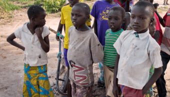 Liberan a más de 200 niños soldado en Sudán del Sur
