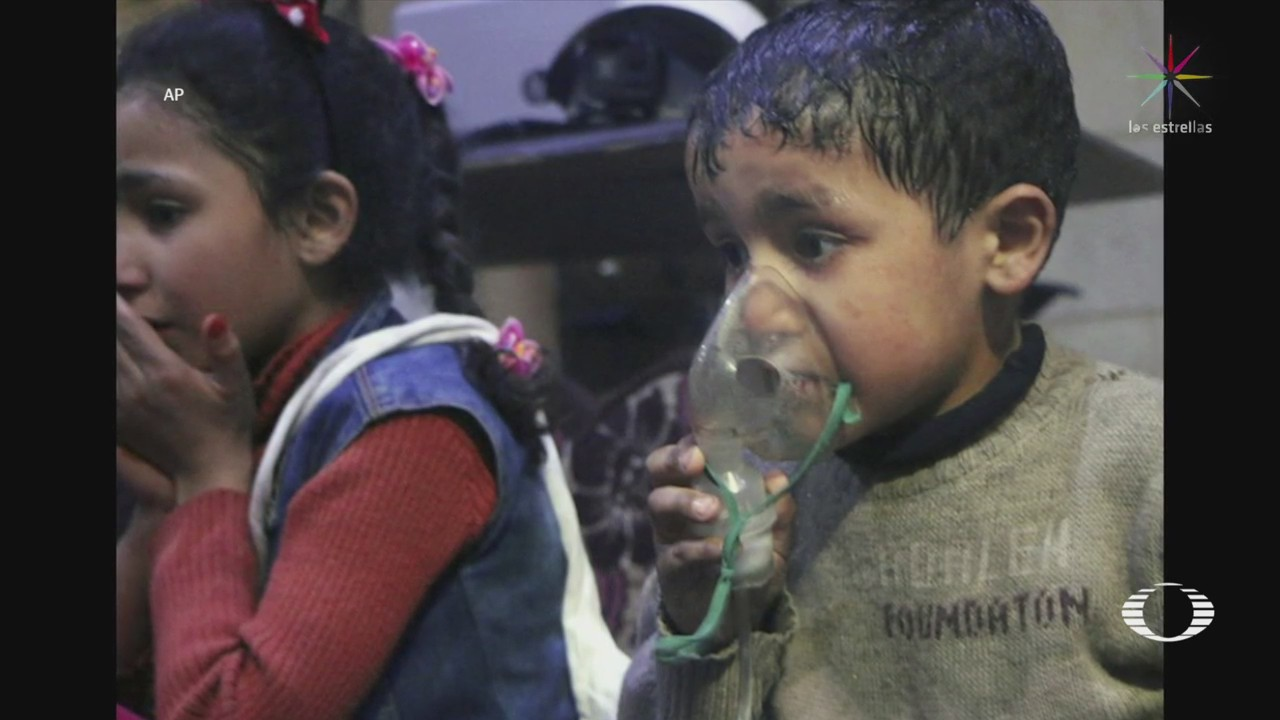 Denise Maerker, Nuevo, ataque químico, Siria, 70 muertos