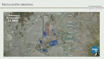 Presidencia: Proyecto hidráulico del oriente del Valle de México ampliará reservas de agua