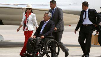 Presidente Ecuador abandona Cumbre Perú crisis periodistas