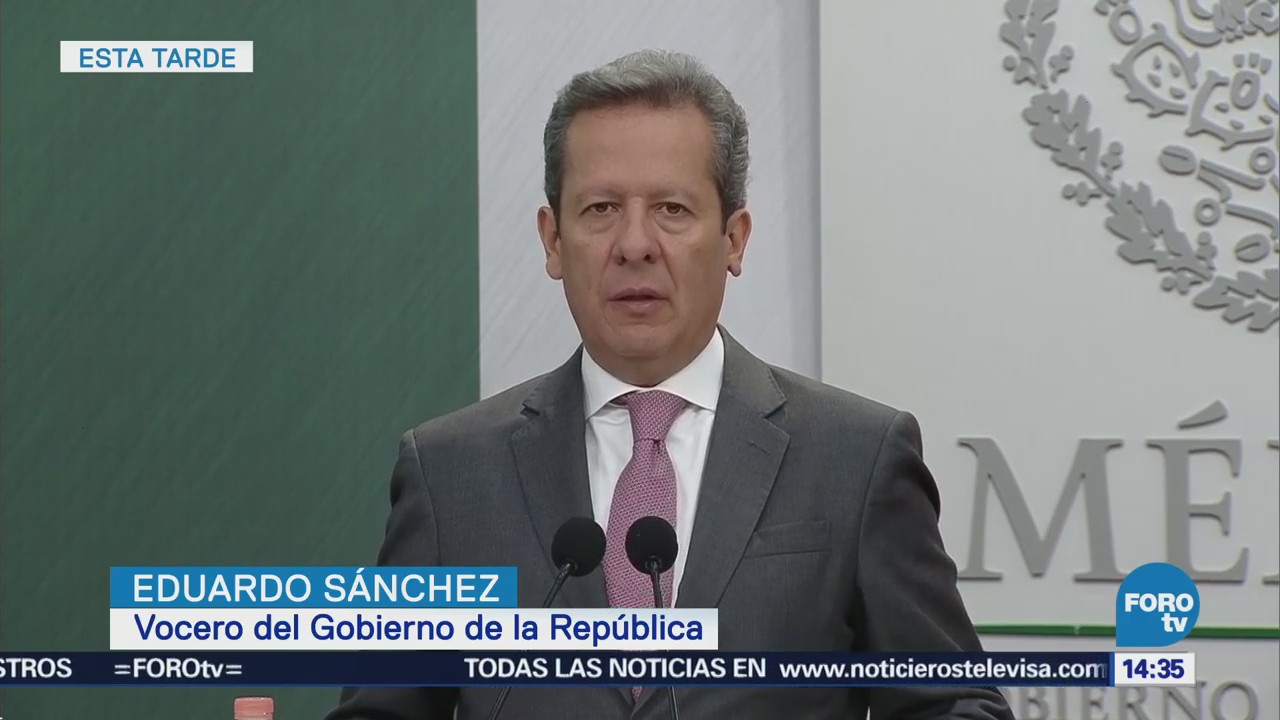 México Pagará Muro Fronterizo, Reitera Eduardo Sánchez